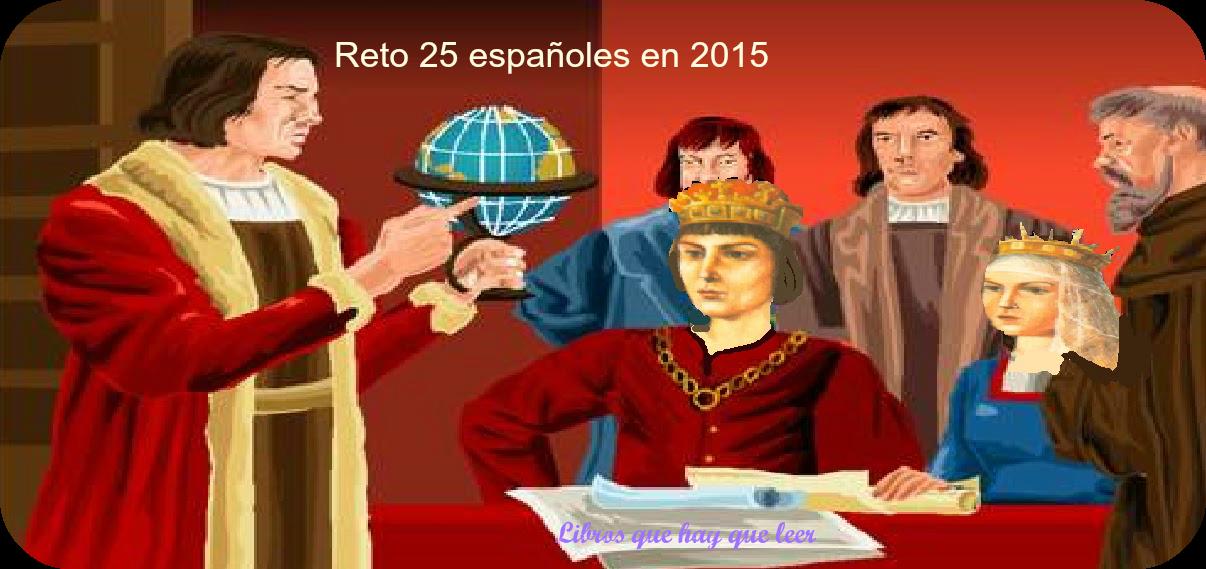 Cristobal ante los Reyes Católicos
